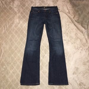 7 for all making jeans size 27